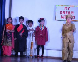 Grand Parents Day ( Std II ) 2018-2019