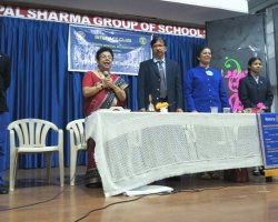 Rotary Interact Club Installation