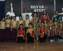 Silver Steps - Junior Group - 10-08-2017