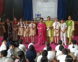 Read Aloud Competition Results Std VI-VII 2019-2020