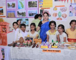 Std III -  Tourism Fair Exhibition