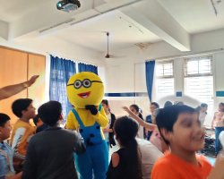 Children's Day Celebration 2019-2020