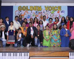Golden Voice Competition 2018-2019