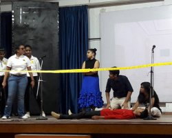 Inter House Dramatics Competition 2018-2019